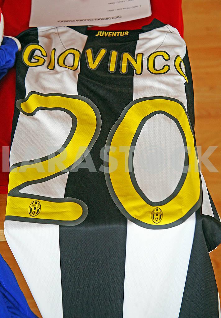 Giovinco original football jersey — Image 69741