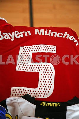 Bayern Munchen 5 Kovac original football jersey
