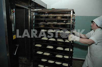 Breadmaker employees