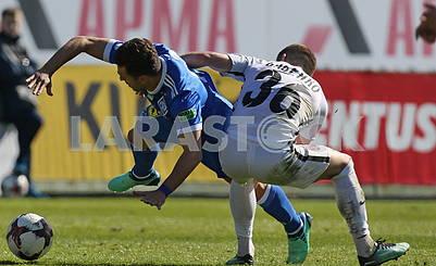Junior Moraes, Ruslan Babenko