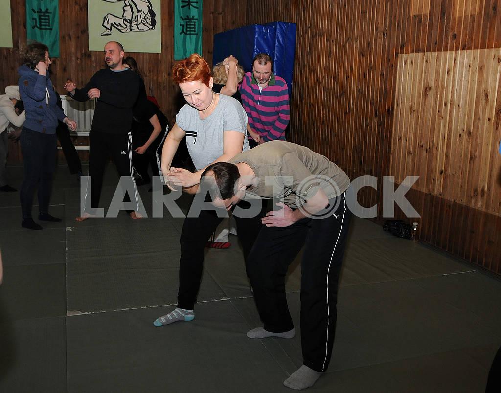 """Practical seminar """"Female self-defense"""" — Image 69909"""