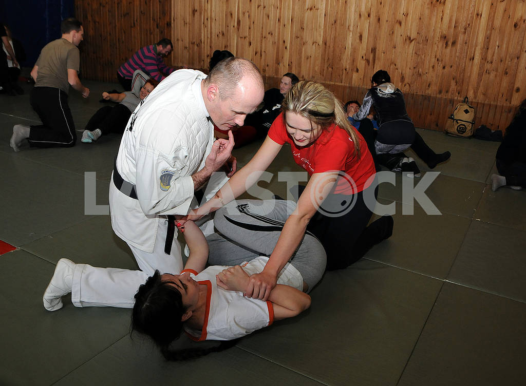 "Practical seminar ""Female self-defense"" — Image 69910"