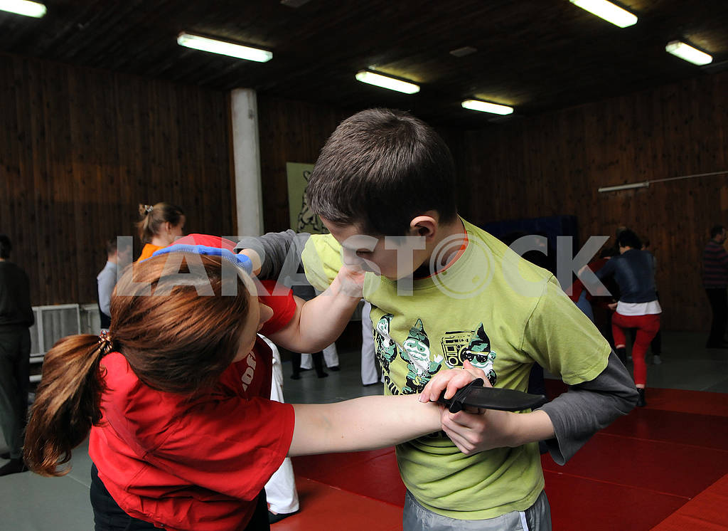 "Practical seminar ""Female self-defense"" — Image 69914"