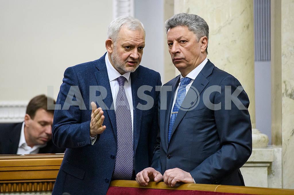 Deputies Igor Shurma, Yuri Boyko — Image 69915