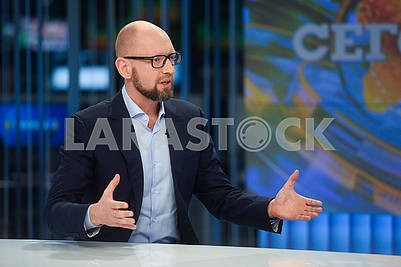 Areniy Yatsenyuk