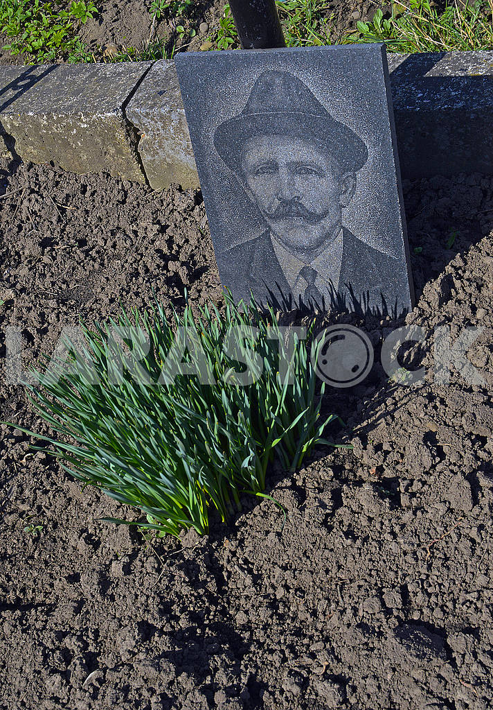 Portrait of a deceased man — Image 69930