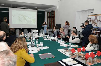 Participants in the presentation
