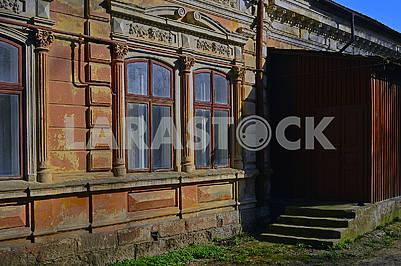 Ганок старого будинку
