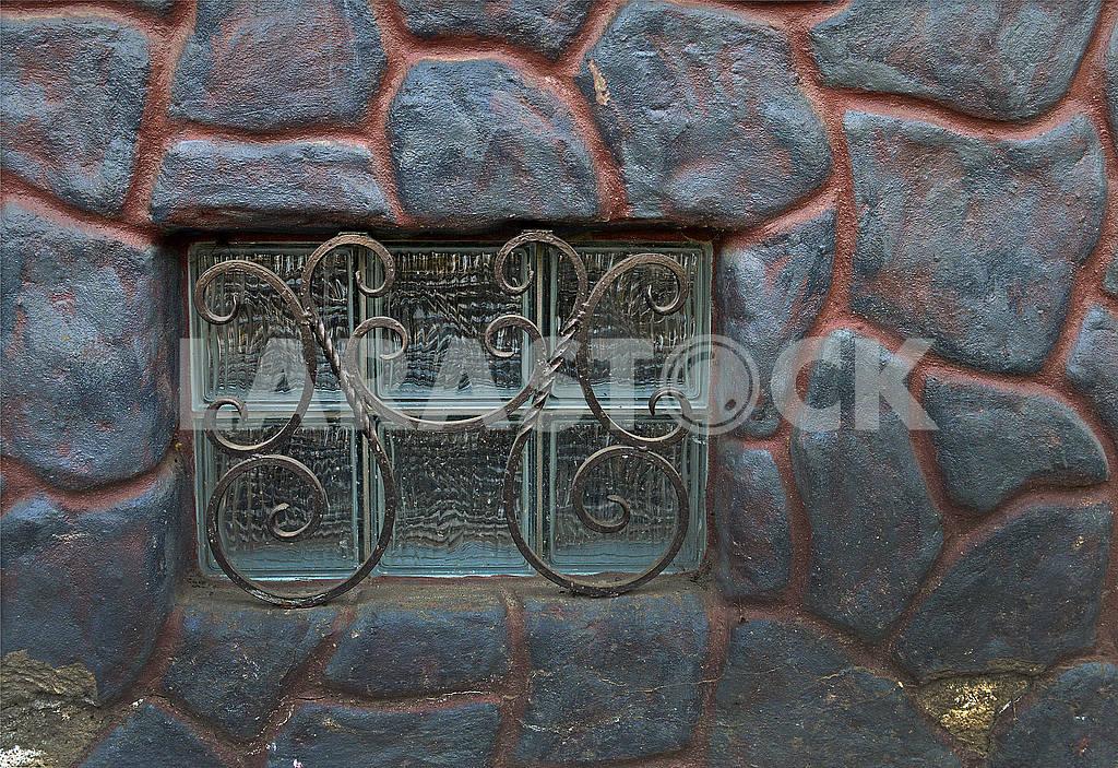 Forged figure metal lattice — Image 70059