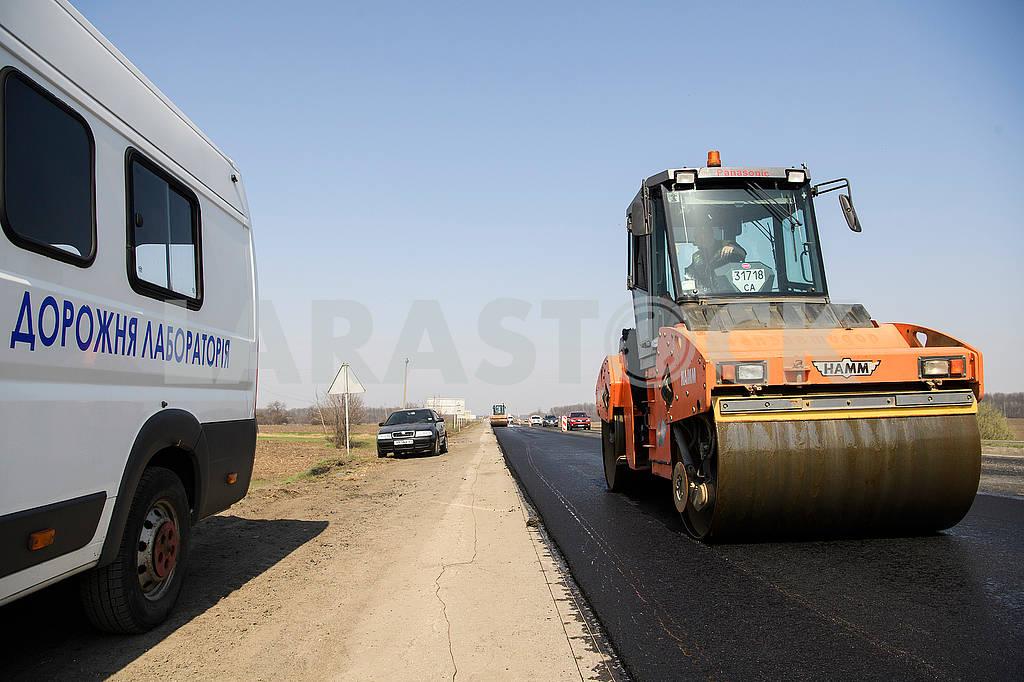 Repair of the highway Kiev - Odessa — Image 70081