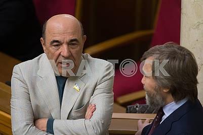 Vadim Rabinovich, Vadim Novinsky