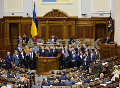 Депутаты от Опозиционного блока