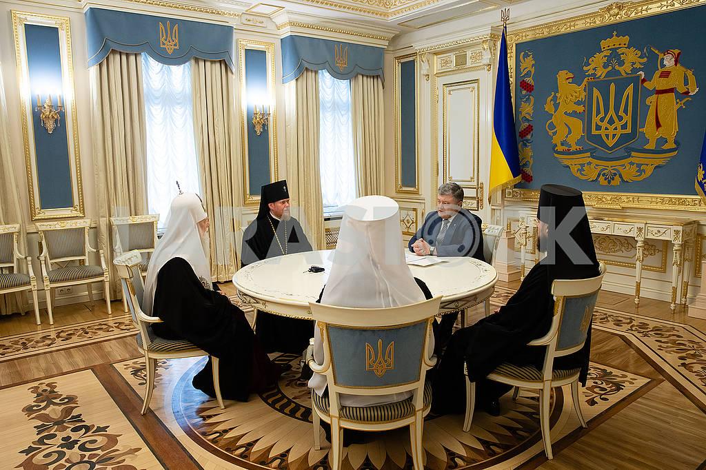 Petro Poroshenko and Filaret — Image 70219