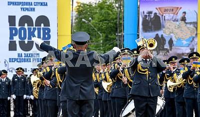 Оркестр погранслужбы