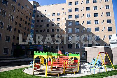 Детская больница Охмадет