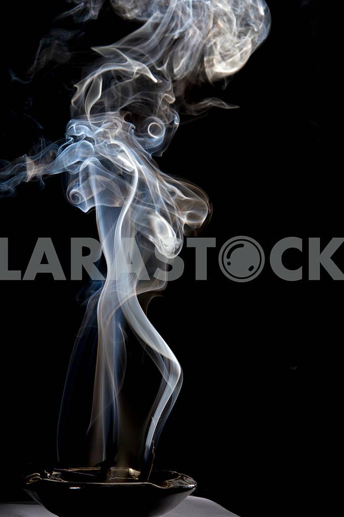 Photo of colorful smoke — Image 70593