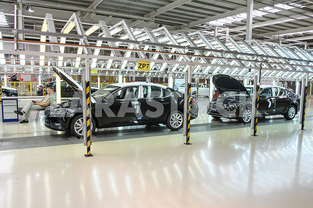 Assembly shop Eurocar — Image 70616