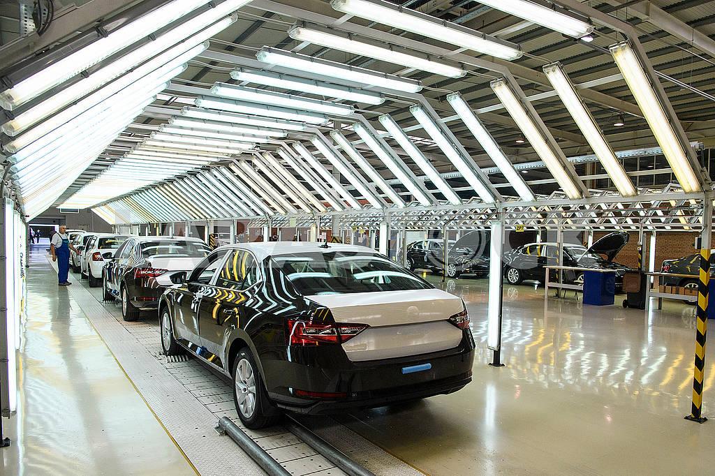 Assembly shop Eurocar — Image 70647