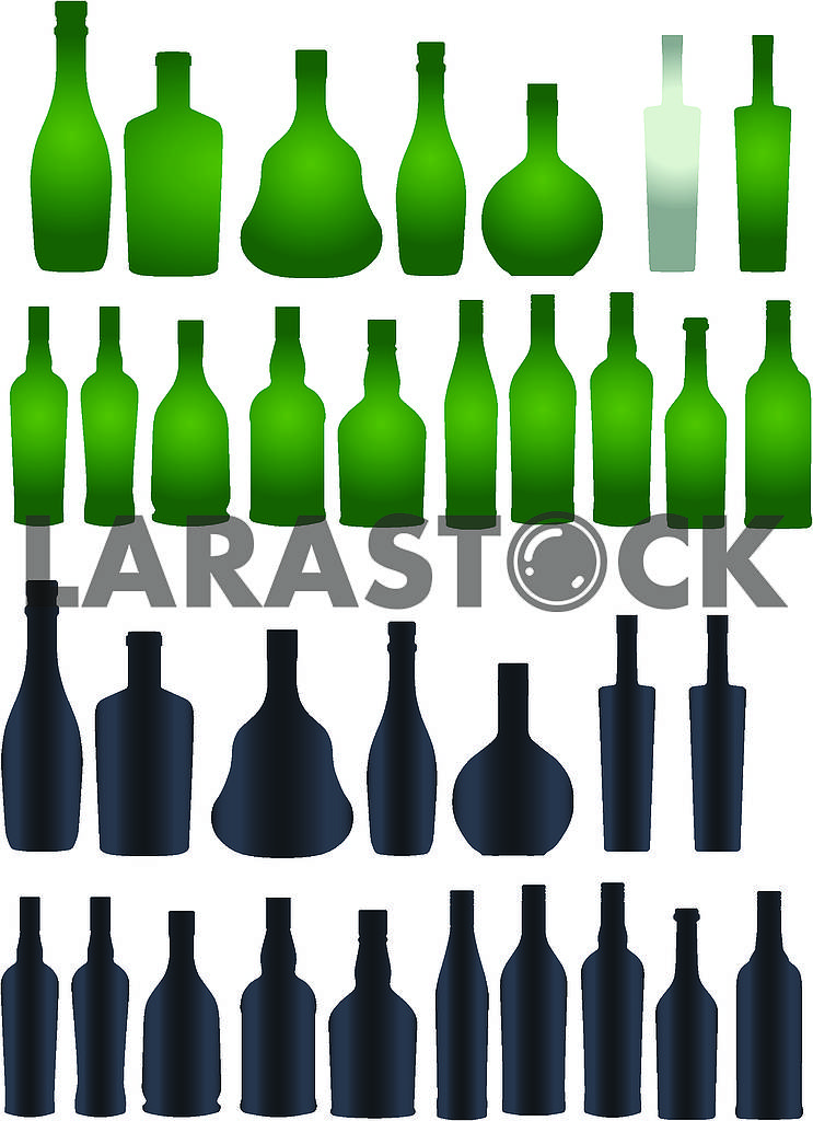Bottles of wine — Image 70800