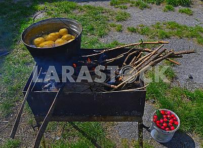 Підготовка овочевих страв