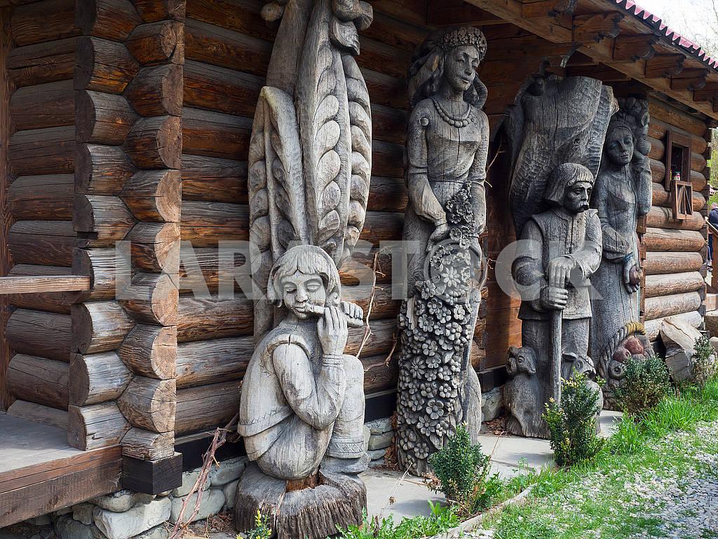 Скульптуры гуцулов — Изображение 70864