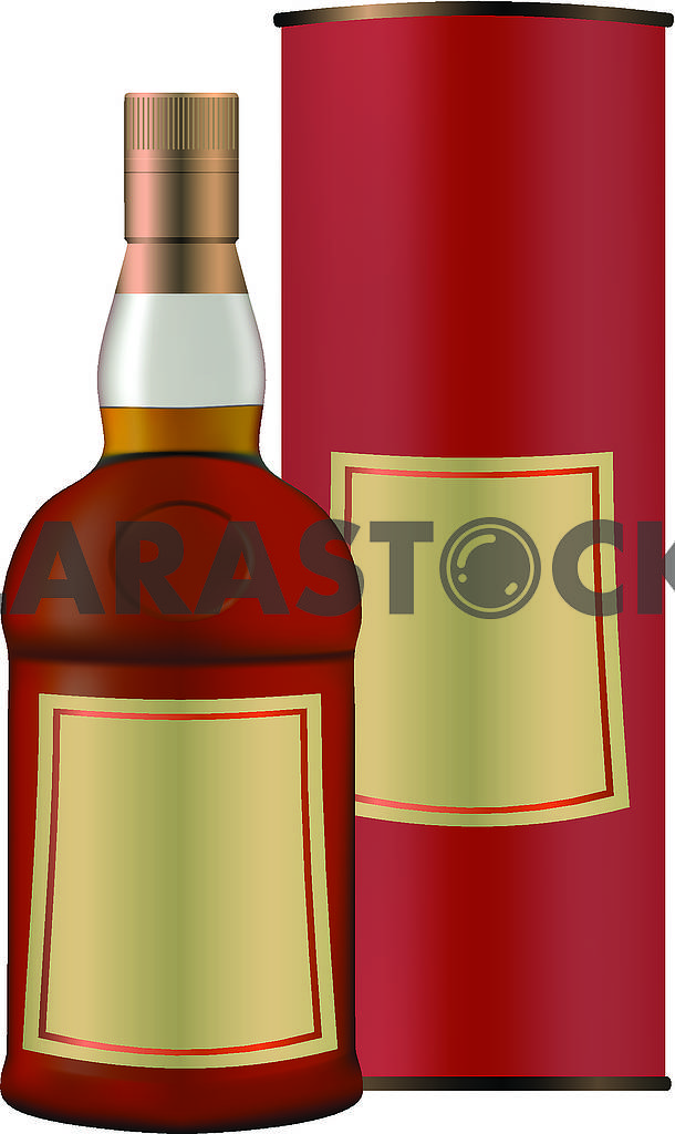 Bottles with cognac — Image 70874