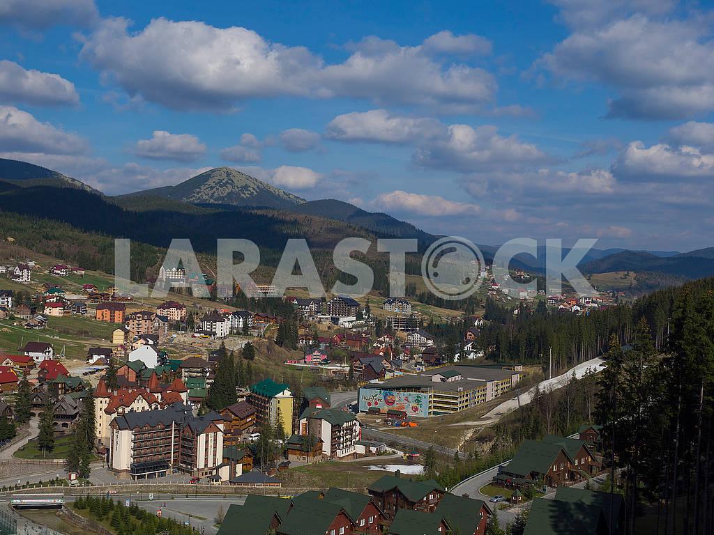 The lift in Bukovel — Image 70917