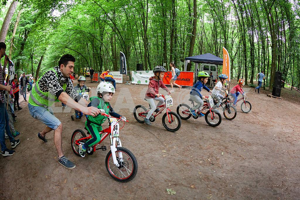 """Дитячі велоперегони """"Ми - чемпіони!"""" — Image 70933"""