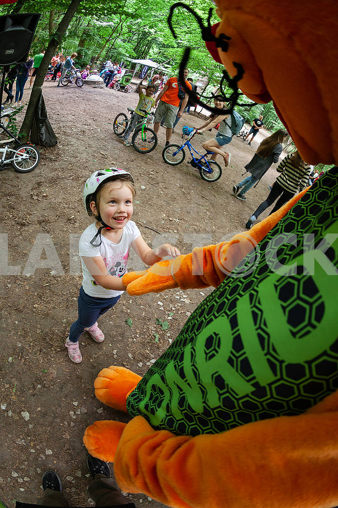 """Дитячі велоперегони """"Ми - чемпіони!"""" — Image 70938"""