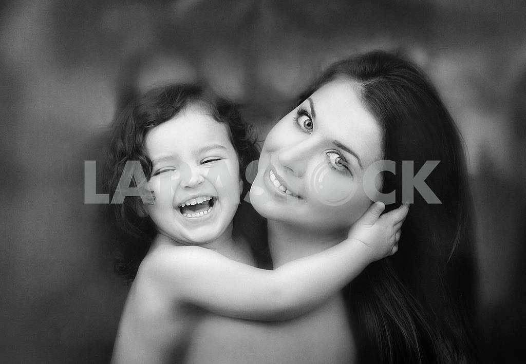 Mother and daughter close-up — Image 70979