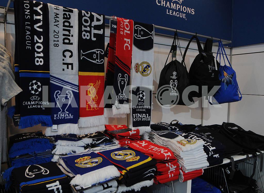 Fan zone of Champions League on Khreshchatyk — Image 71102