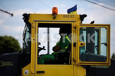 Строительство дороги М 12