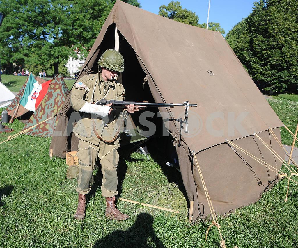 Мужчина в военной форме — Изображение 71293