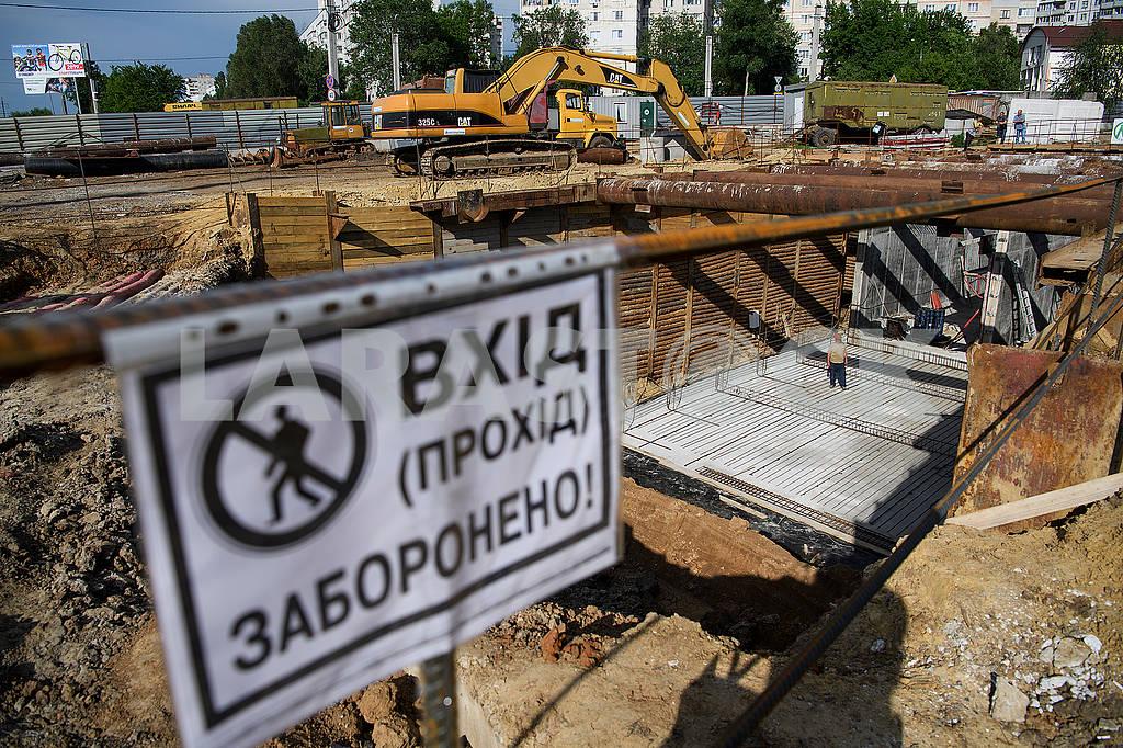"""Construction of the electrodepo """"Alekseevskoe"""" — Image 71490"""
