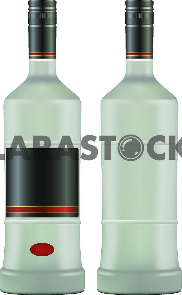 Бутылки с водкой — Изображение 71540