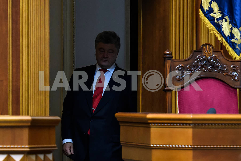 Petro Poroshenko in the shadow — Image 71690