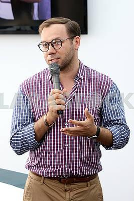 Designer Andre Tan