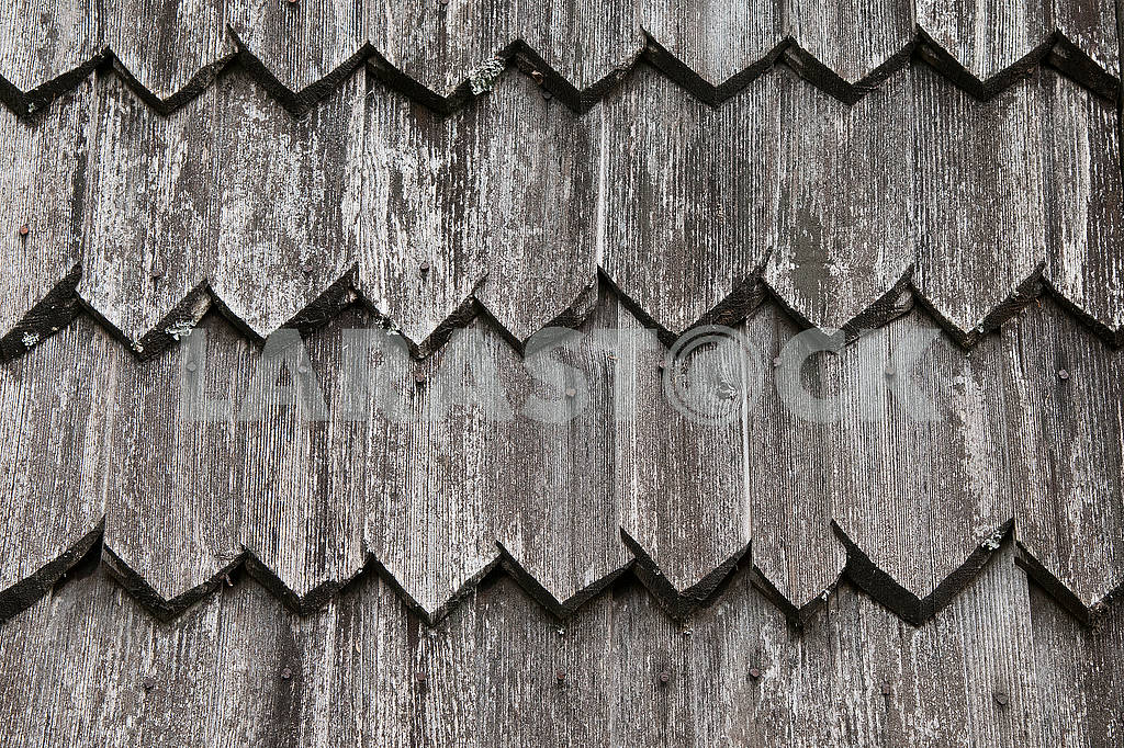 Old wooden roof. — Image 71735