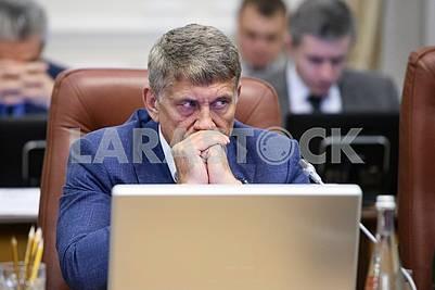 Игорь Насалик, министр энергетики и угольной промышленности