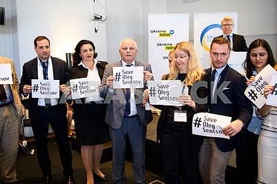 Call to release Oleg Sentsov