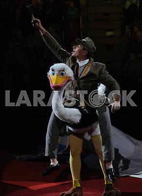 Circus artist