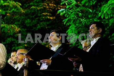"""Concert of the International Project of Conductor Riccardo Muti """"Ways of Friendship"""""""