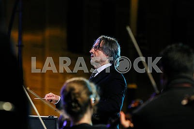 Concert of the International Project of Conductor Riccardo Muti