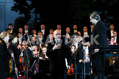 "Concert of the International Project of Conductor Riccardo Muti ""Ways of Friendship"""