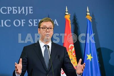 Aleksandar Vučić, President of Serbia