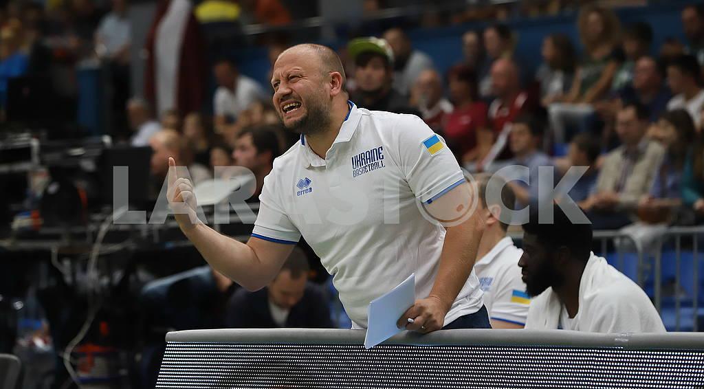 Максим Михельсон, тренер сб. Украины — Изображение 72388