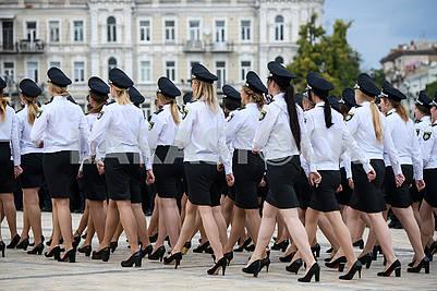 Девушки полицейские
