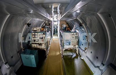 An-26 airplane salon