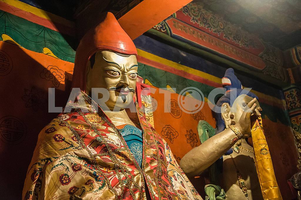 Статуи зала ритуальных церемоний девятиэтажного театра — Изображение 72496