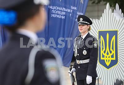 Police girl